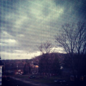 Wednesday night's storm