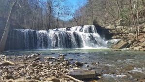 Brush Creek Falls, W.V.